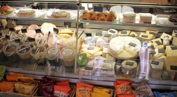Ferguson's Deli - Cheeses and fresh food